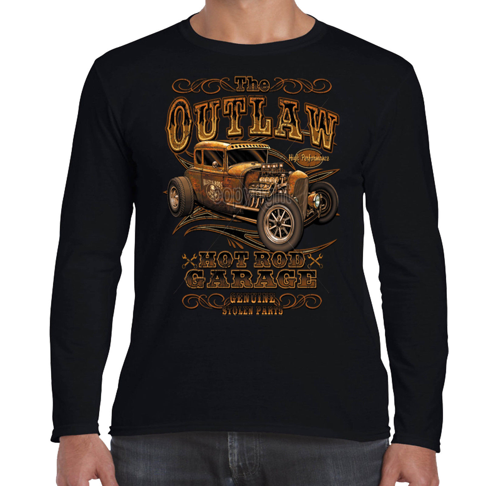 05c088e953e Rat Rod T Shirts - The Latest Shirt Models 2017