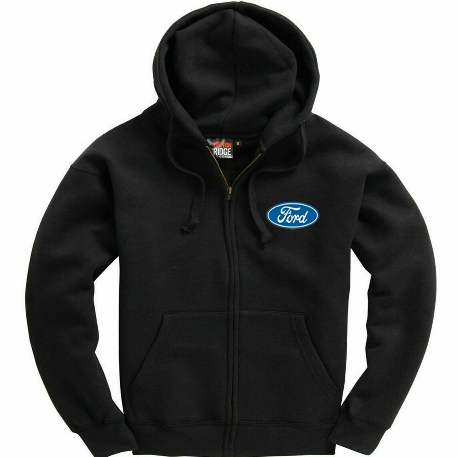 Ford Mustang Pony Hoody Hoodie American Muscle Licensed Classic Car Clothing